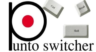 Логотип программы Punto Switcher